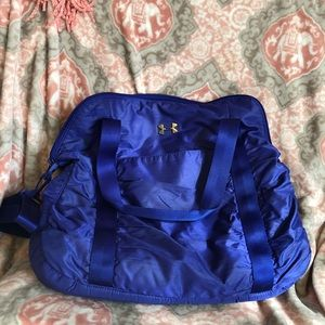 Under Armour Gym Bag Royal Blue
